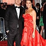 Justin Timberlake et Jessica Biel en 2009
