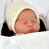The Baby From Above: Princess Charlotte