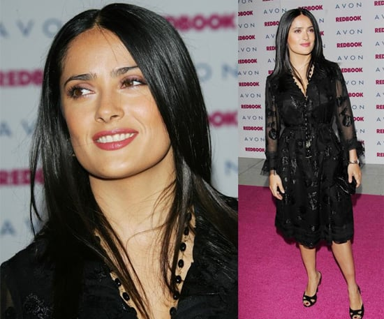 Stunning Salma Stars in Ugly Betty