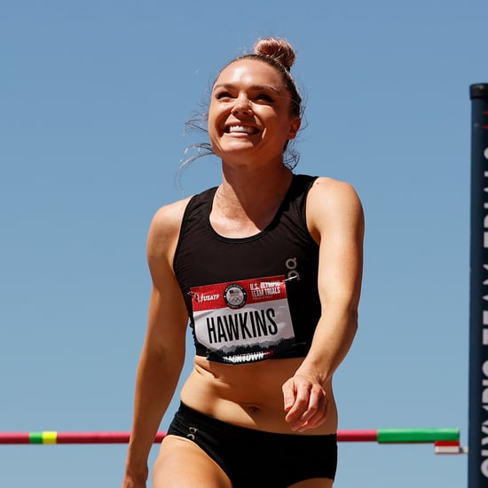Chari Hawkins Shows Us Correct Running Form in This TikTok