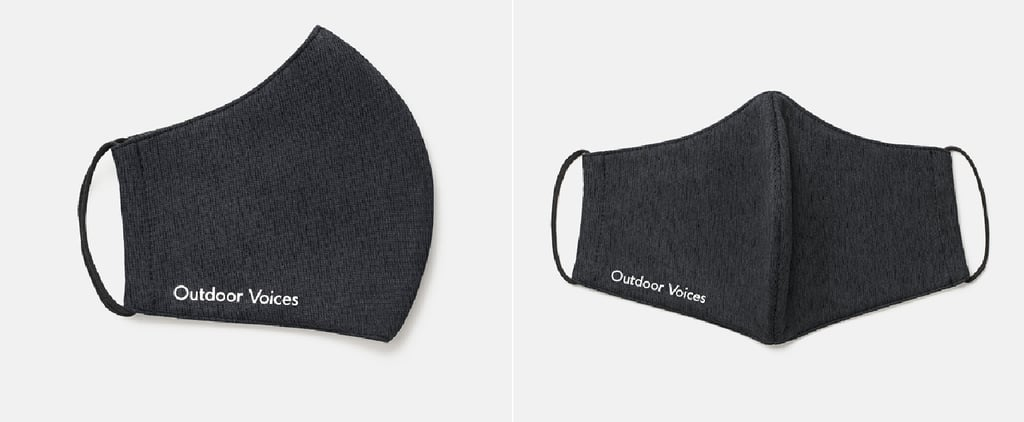 Outdoor Voices Is Now Selling Reusable Face Masks