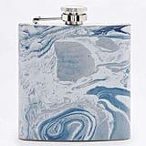 Urban Outfitters Marble Granite Hip Flask