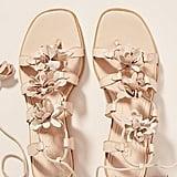 Cecelia New York Ophelia Lace-Up Sandals