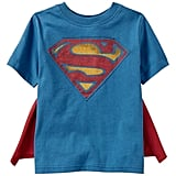 He'll be ready for whatever action-packed adventures the day brings in Gap Kids x Junk Food's short-sleeved cape T ($15, originally $30).