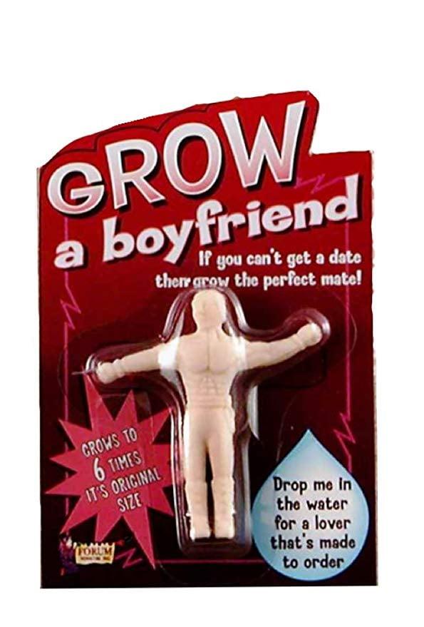 Forum Novelties Grow a Boyfriend