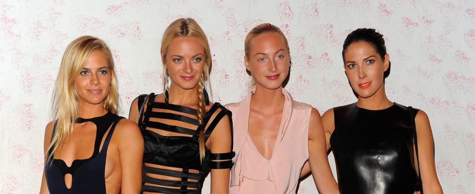 Find Out More About the Courtin-Clarins Sisters