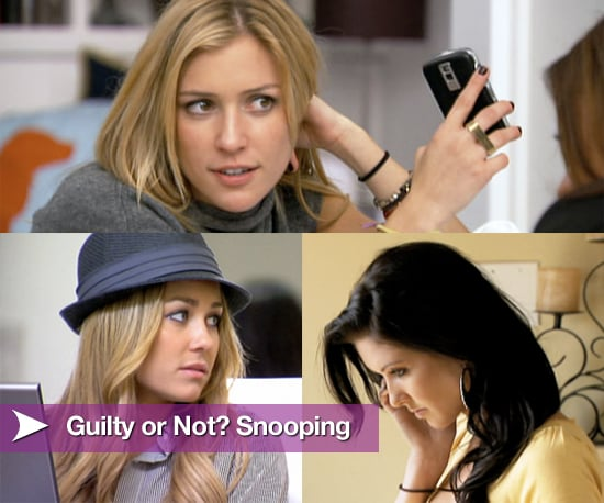 Snooping on Boyfriend: What's Normal?