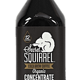 Secret Squirrel Cold-Brew Coffee