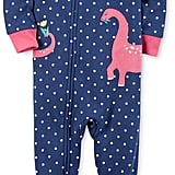 Dinosaur Footed Pajamas