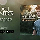 """Two Black X's"" by Dylan Schneider"