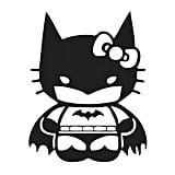 Hello Kitty Meets Batman?