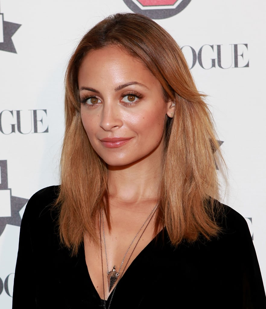 Nicole Richie attended the Teen Vogue Fashion University event in NYC.
