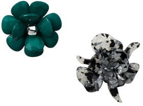 Mango Floral Brooch Clasp Pack (£16)