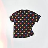 Converse Pride x Miley Cyrus Polka Dot Shirt ($40)
