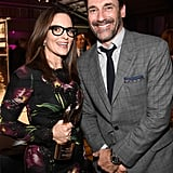 Tina Fey and Jon Hamm Have a Funny 30 Rock Reunion at a Hollywood Reporter Event