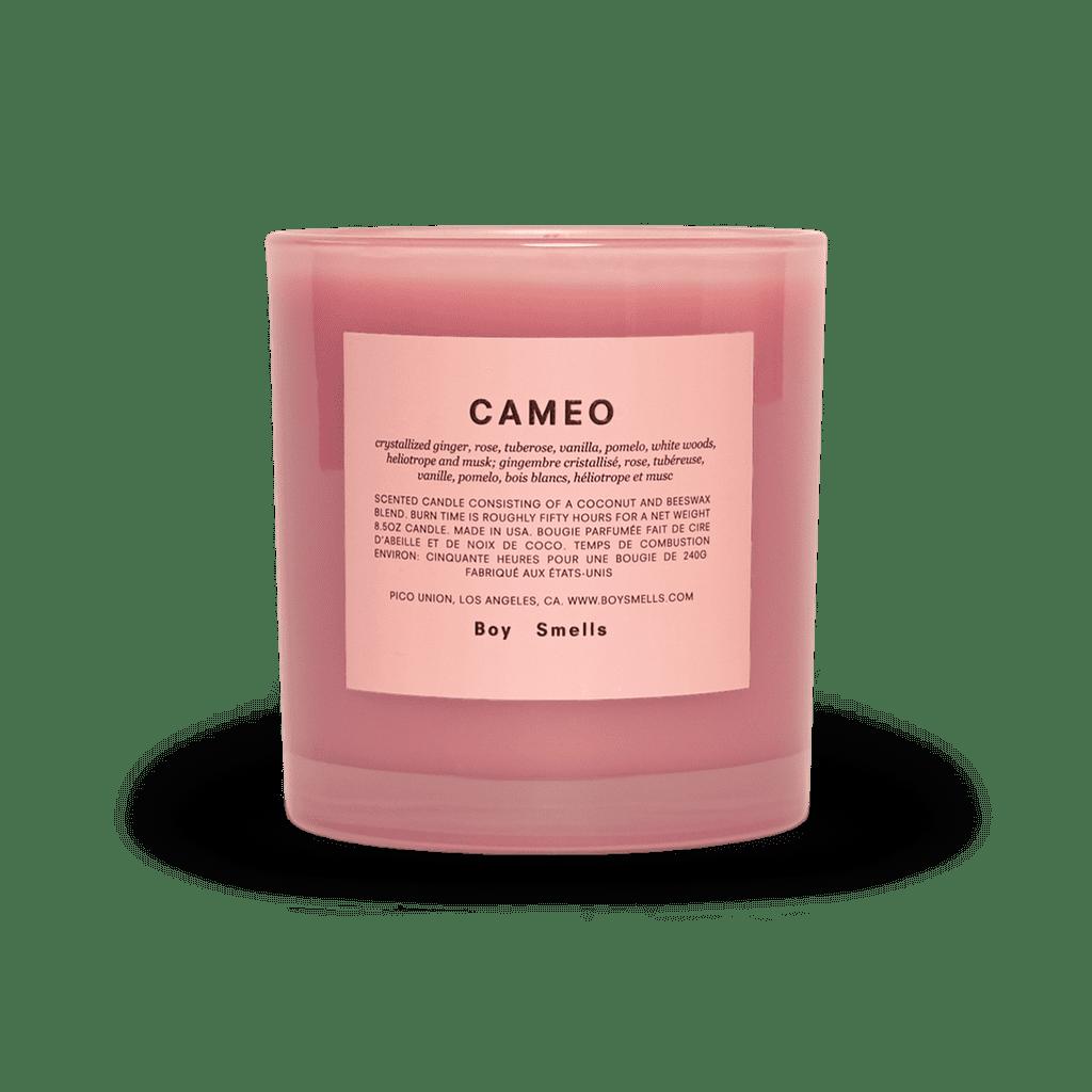 Boy Smells Pride Cameo Candle