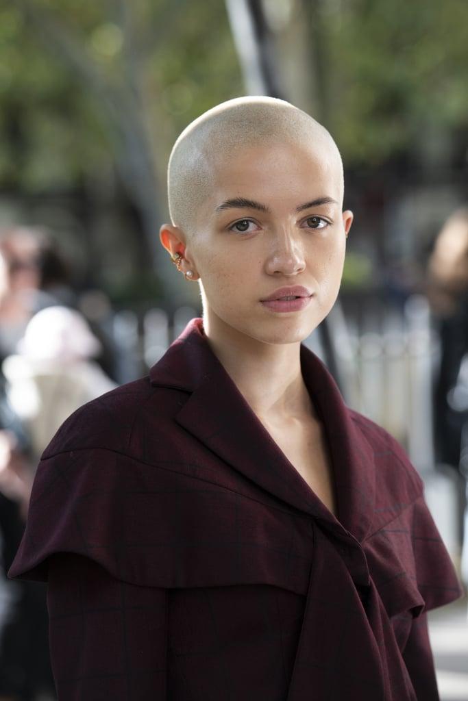 Fall 2020 Haircut Trend: Buzz Cuts