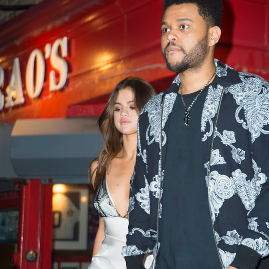 Selena Gomez and The Weeknd on a Date in NYC June 2017
