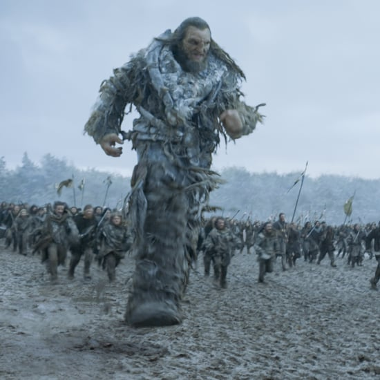 Who Plays Wun Wun on Game of Thrones?