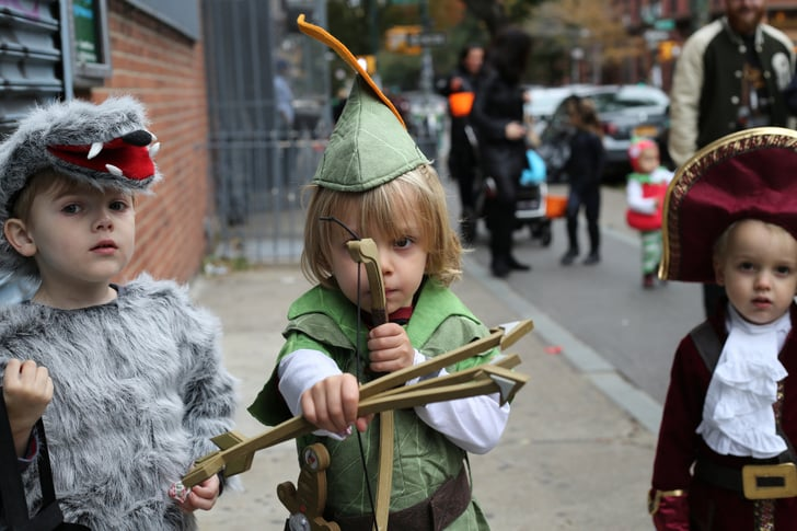 The 10 Best Cities in the Country For Trick-or-Treaters