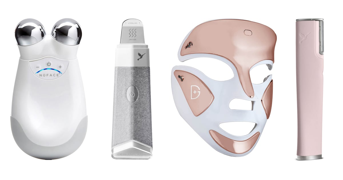 11 of the Very Best Skin-Care Tools That Sculpt, Brighten, and Firm