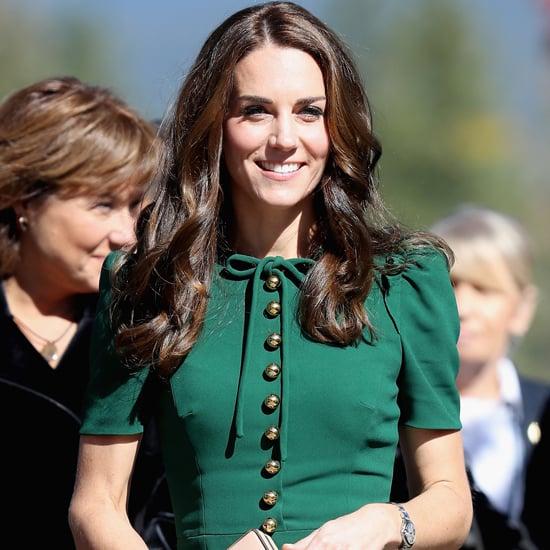 Kate Middleton Canada Tour Style 2016