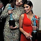 Diane Guerrero and Jackie Cruz's Cutest Pictures