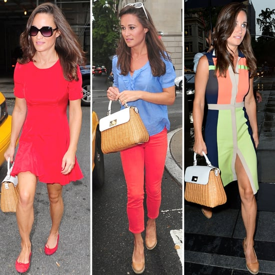 Pippa Middleton's New York Style — Every Outfit, Every Angle