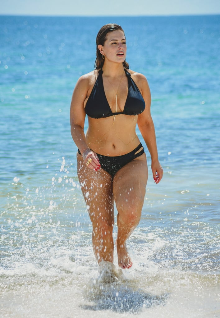 Ashley Graham has been steaming up the beach, the streets, the runways, and social media for the better part of two years, and we just can't get enough. The 29-year-old stunner keeps us motivated with her inspiring quotes on body positivity and loving your curves, and her curves in a bikini are a real sight to behold. We've rounded up Ashley's best swimsuit moments in celebration of Ashley, swimsuits, and supreme body confidence.      Related:                                                                                                           74 Snaps That Prove Ashley Graham Is Ridiculously Sexy