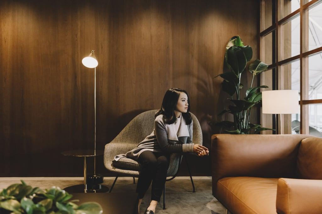 صالة كاثي باسيفيك الجديدة في هونغ كونغ
