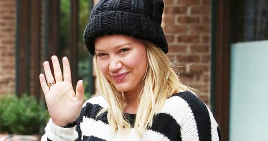Hilary Duff's Flawless Makeup-Free Complexion Makes Us Jealous (But We'll Forgive Her)