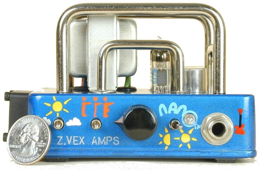 Z.Vex Nano Head Amp