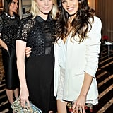 Kate Mara and Jenna Dewan got together for The Daily Front Row Fashion and Hollywood luncheon on Tuesday.