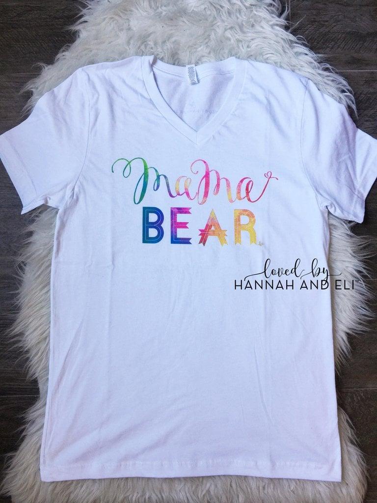 Rainbow Mama Bear