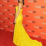 Olivia Munn wore Michael Kors at the Time 100 Gala in New York.