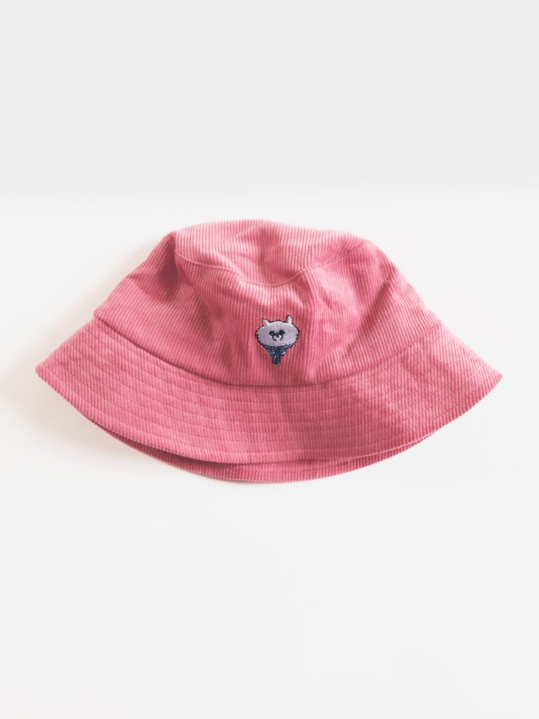 Lazy Oaf Kitty Cord Bucket Hat