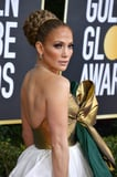 Jennifer Lopez s Nails Are the Best - and Easiest to Miss - Part of Her Golden Globes Look