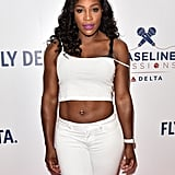 Serena Williams at the Baseline Sessions Event in 2016