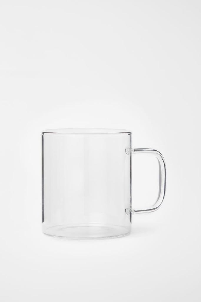 H&M Glass Mug