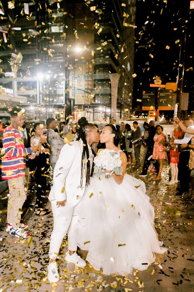 Modern Fairy Tale Wedding