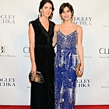 Dannijo's Jodie Snyder Morel and Danielle Snyder feted the opening night of the American Ballet Theatre in black and blue dresses.