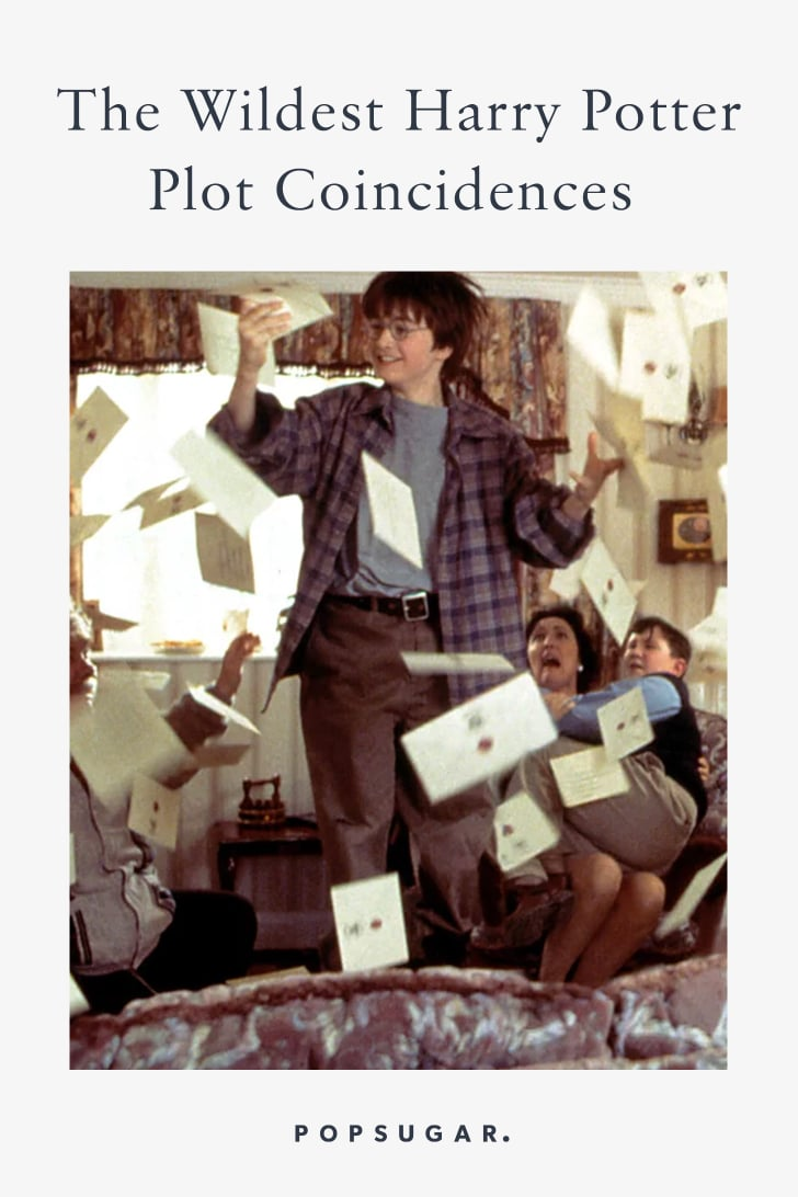 Plot Coincidences in Harry Potter