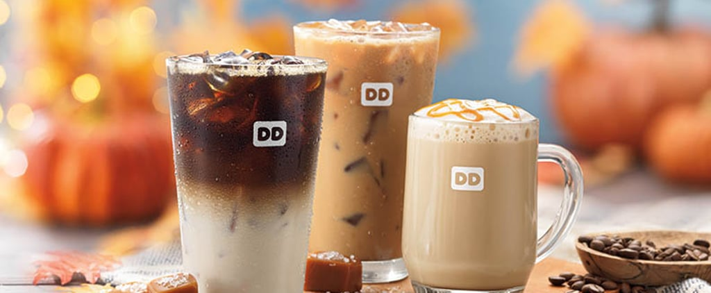 Swoon Over Dunkin' Donuts's EPIC Lineup For Pumpkin Spice Season