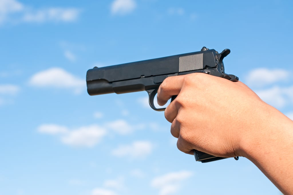 Guns are the second leading cause of death among children and teens.