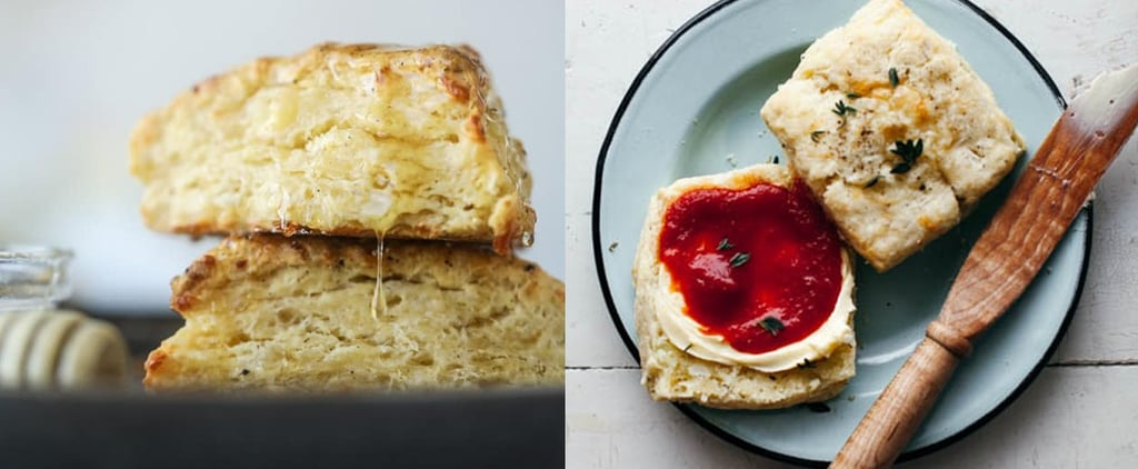 Savory Scone Recipes