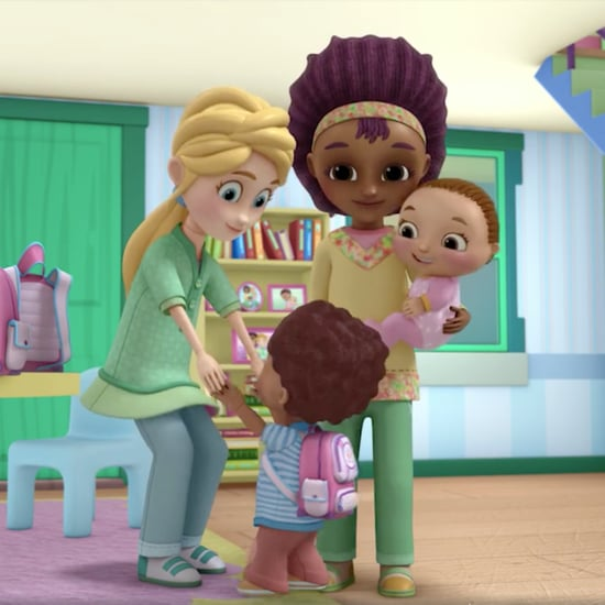 Doc McStuffins Episode With 2-Mum Family