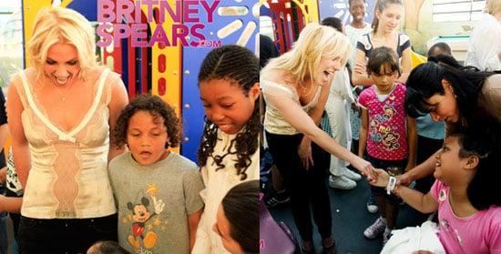 Britney Spears in Miami
