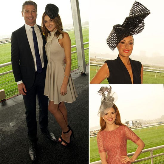 Kate Waterhouse, Kate Ritchie, Emma-Louise Birdsall & More celebrities frock up for the 2012 Epsom Day Cup at Royal Randwick