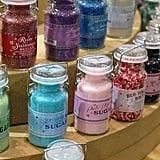 Sprinkles and Jimmies