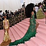 Ciara at the 2019 Met Gala